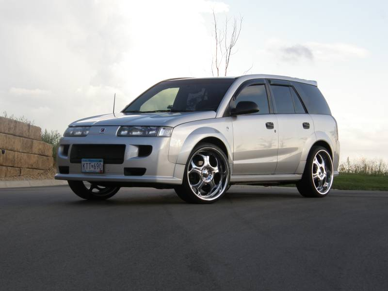 Bbnhuskys 2003 Saturn Vue Redline Vhoist Virtual Car Showroom