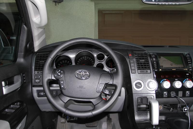 No more silver dash - TundraTalk.net - Toyota Tundra ...